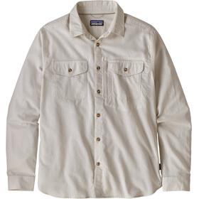 Patagonia Cayo Largo II LS Shirt Men chambray/pelican